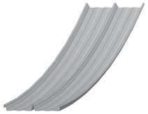 RIB-ROOF 465 Curved (Concave)